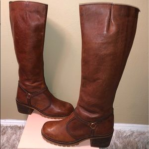 EUC Thom McAn Leather Riding Boot